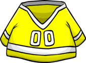 Yellow Hockey Jersey icon
