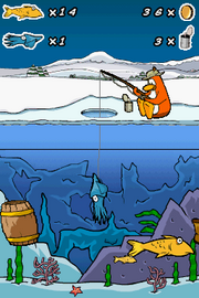 Ds fishing