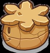 Escultura del Hábitad de los Puffles sprites 6