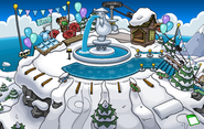 Festival of Snow 2015 Ski Hill