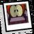 Fondo de Trono de Manzana icono