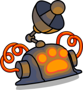 Penguin Brain Box icon