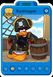 Rockhopper's Current Player Card