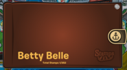 Betty stamp