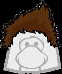 Cabello de Kiwi icono