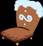 Gingerbread Chair furniture icon ID 795