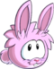 Puffle pink1013 paper