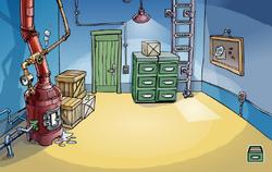 Sala de calderas