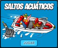 Saltos acuaticos