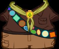 Uniforme de Guía Pufflístico icono