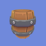 Wood Barrel icon
