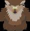 Brown werewolf 0
