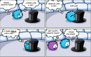 Fluffy (puffle) comic 2