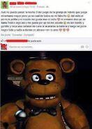 Freddy es tierno