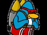 Surfista Jet-Pack