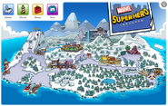 Marvel Map