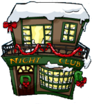 Night Club building Christmas Party 2007