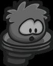 Perched Puffle Statue sprite 004