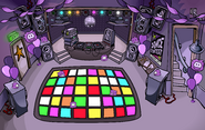 Puffle Party 2009 Night Club