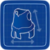 Blueprint Tank Tied icon