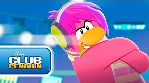 "Club Penguin Cadence - ""The Party Starts Now"" (Sneak Preview)"