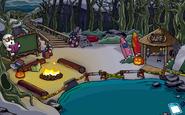 La Bahía durante la Fiesta de Noche de Brujas 2012
