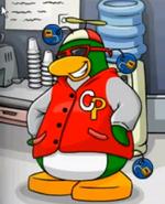 Objetos de sbloqueables en un pinguino
