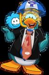 Penguin-tourguide