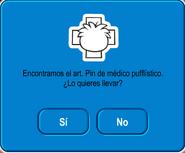 Pin de médico pufflitico2