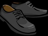 Zapatos de Vestir Negros