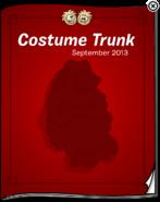 Costume Trunk September 2013