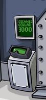 Escaner ocular 3000