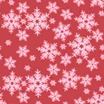 Fabric Snowflakes holiday icon