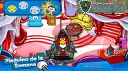 Gane Pinguino de la semana en danpenguicp