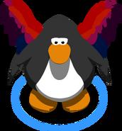Phoenix Wings in-game