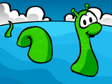 Sea Monster Background