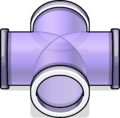 4-Way Puffle Tube sprite 013