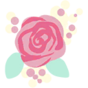 Decal Rose fashion icon
