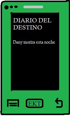 Diario del destino