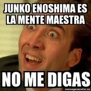 Junko No Me Digas