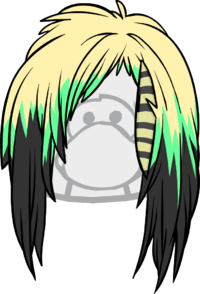 Melena Punk icono actual
