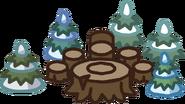 Puffle Wild Icono Mapa