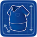 Blueprint Nurse Scrubs icon