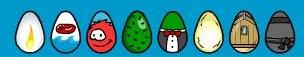 Busqueda de huevos