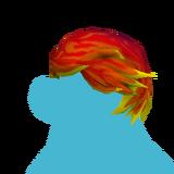 Flame Hair icon