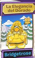 La Elegancia dorada Ganador