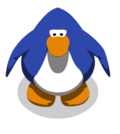 Old Blue Penguin