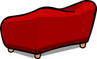 Red Plush Couch sprite 004
