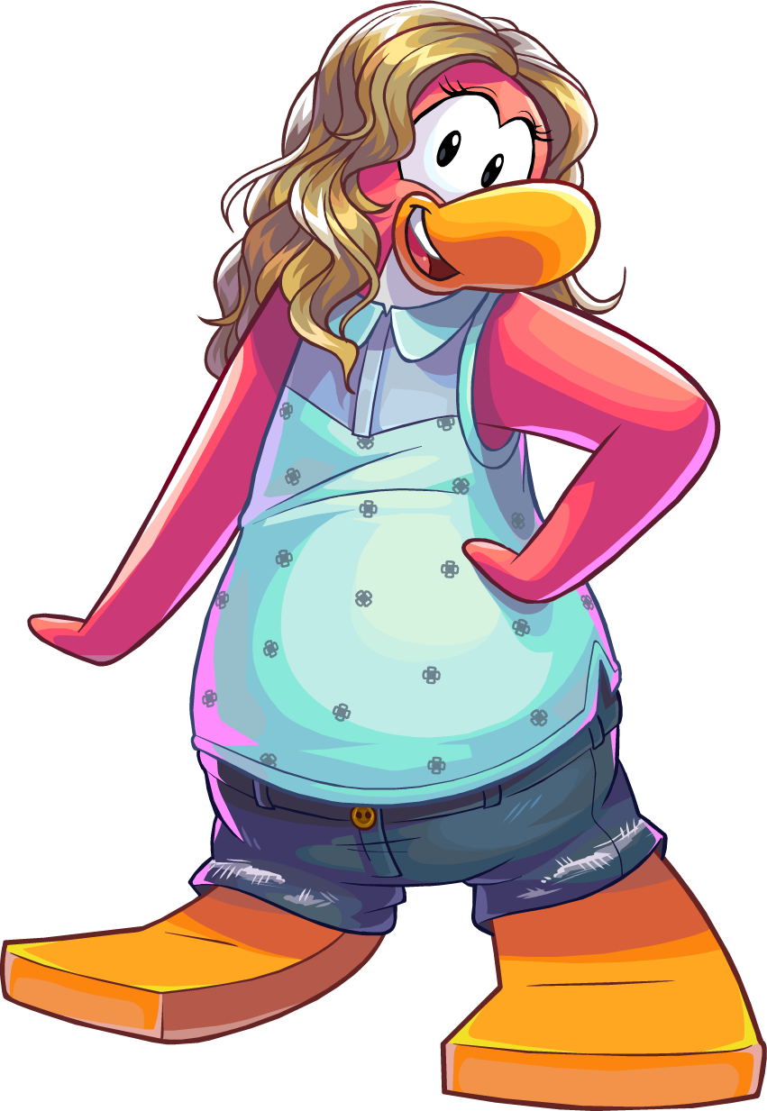 Image - Sabrina Carpenter.png | Club Penguin Wiki | FANDOM powered ...