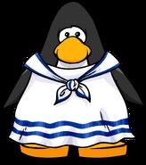 Sea-Worthy Dress on a Player Card